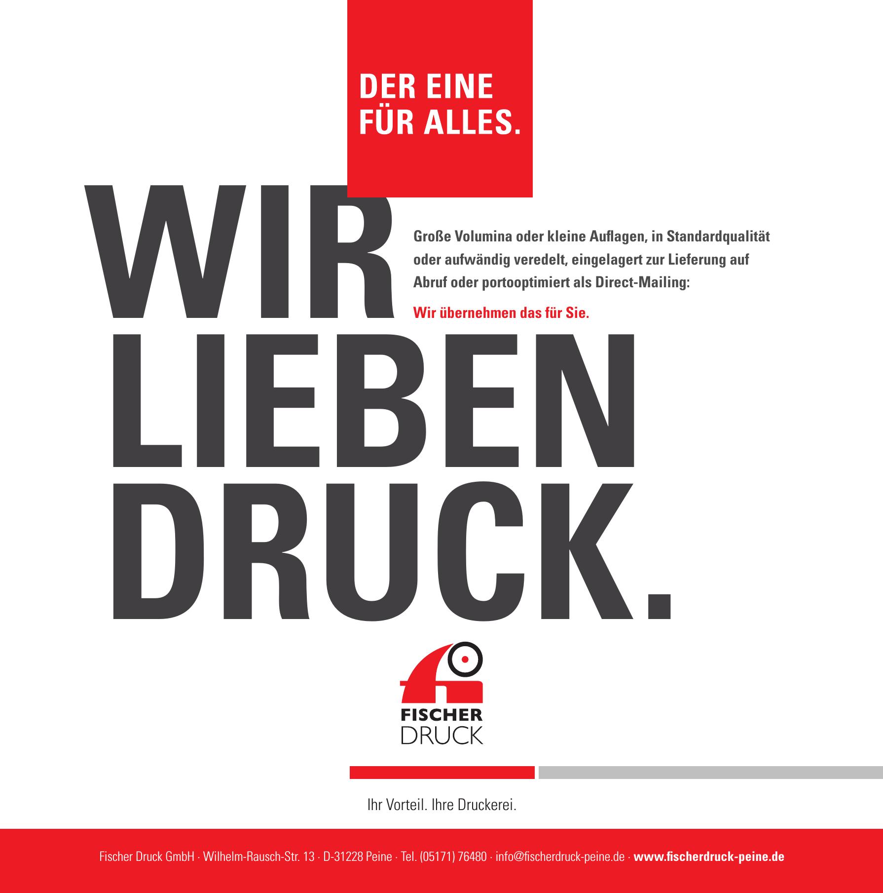 Fischer Druck GmbH