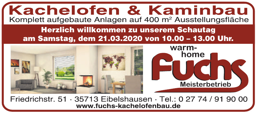 Fuchs Meisterbetrieb