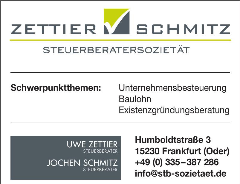 Zettier Schmitz Steuerberatersozietät