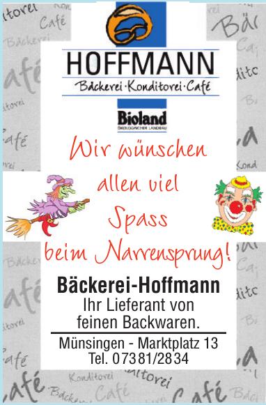 Bäckerei-Hoffmann