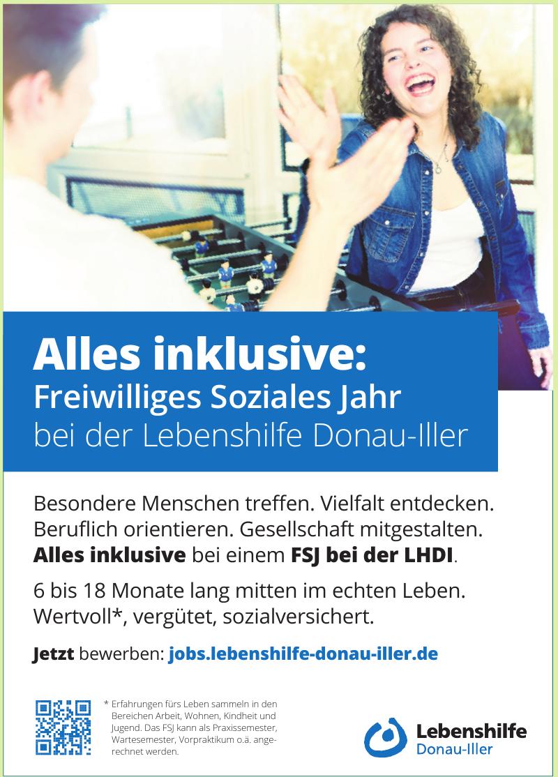 Lebenshilfe Donau-Iller e. V.