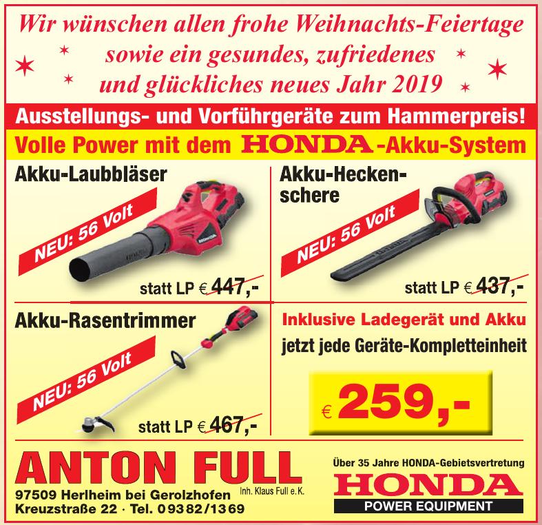 Anton Full Inh. Klaus Full e.K.