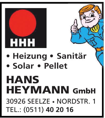 Hanz Heymann GmbH