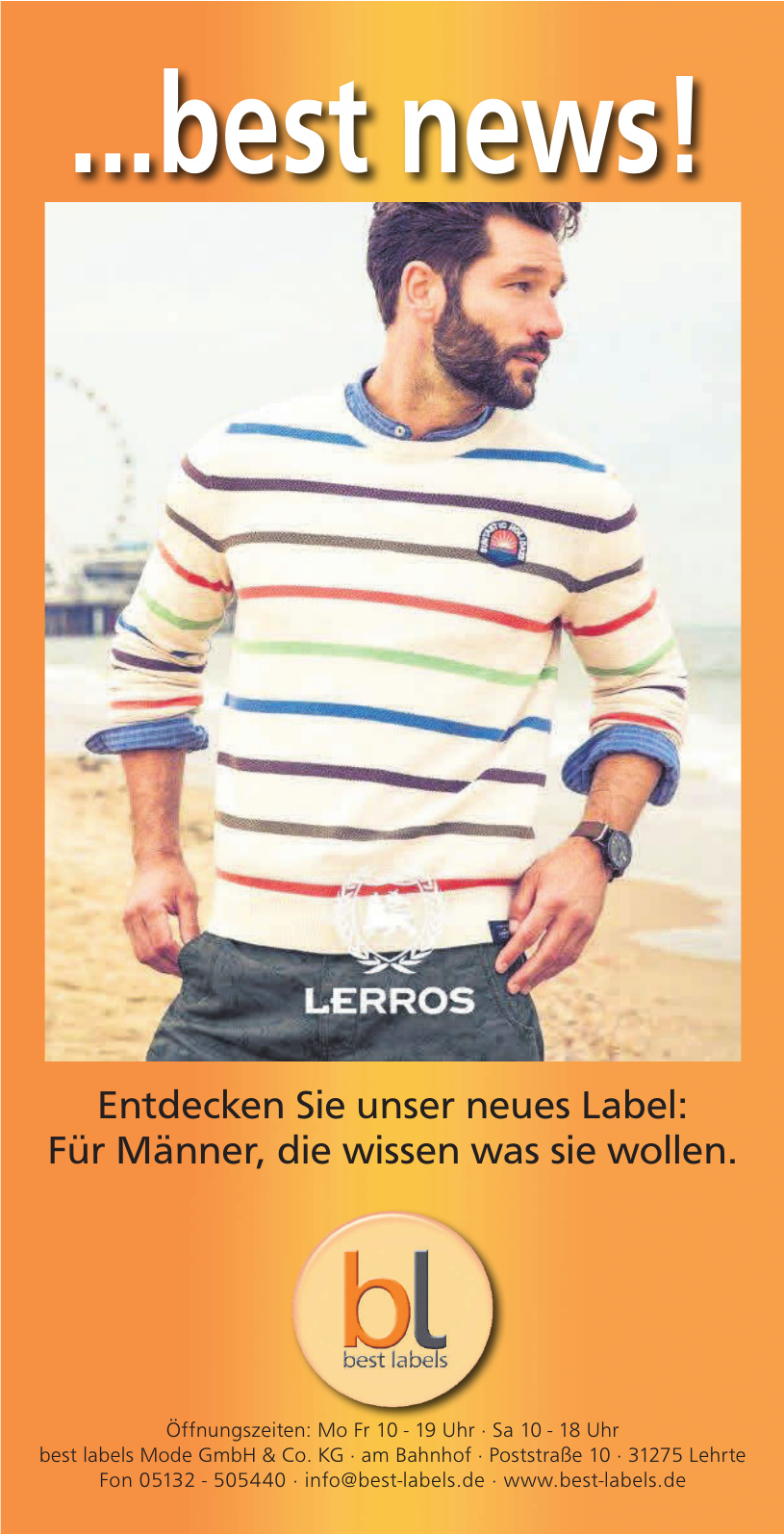 best labels Mode GmbH & Co. KG