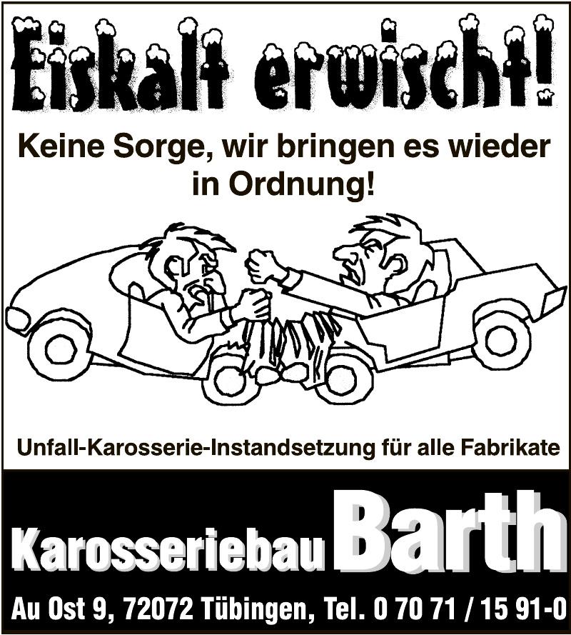 Karosseriebau Barth