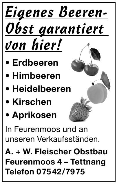 A. + W. Fleischer Obstbau