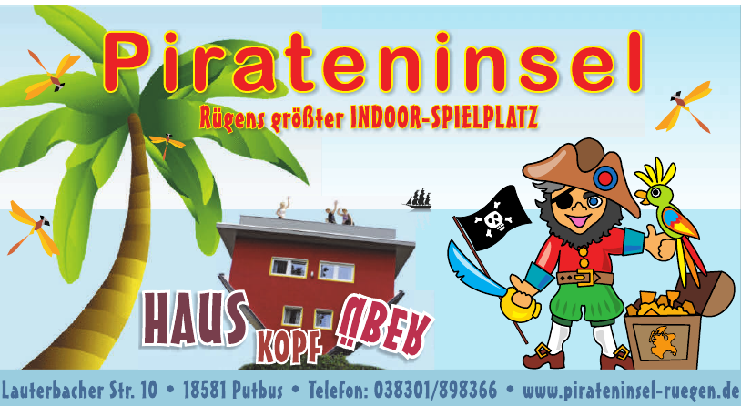 Pirateninsel
