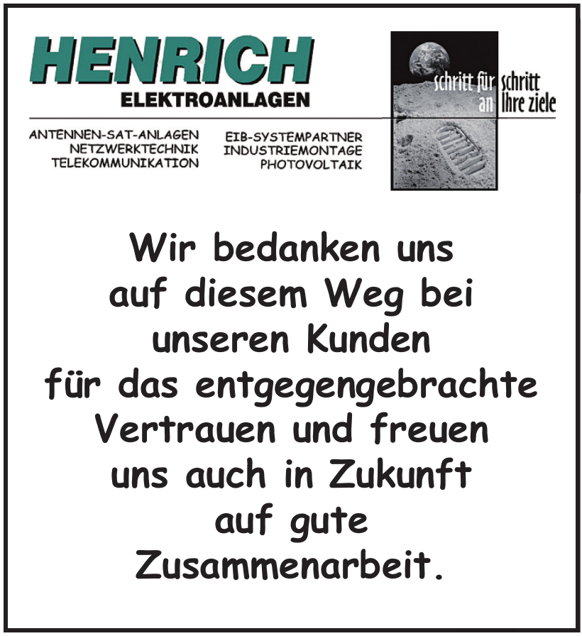 Henrich Elektroanlagen