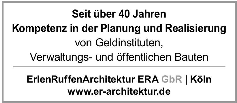 ErlenRuffenArchitektur ERA GbR