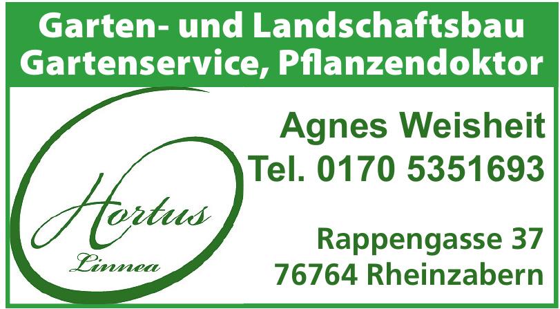 Hortus Linnea Garten- und Landschaftsbau