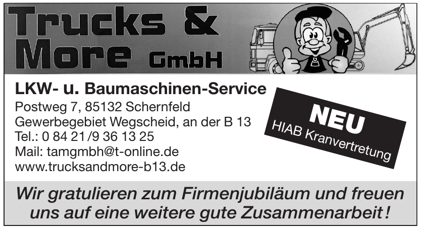 Trucks & More GmbH