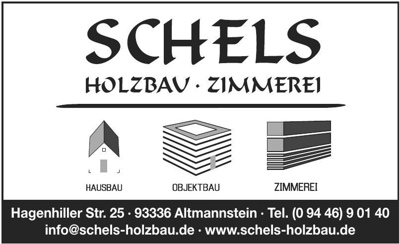 Holzbau - Zimmerei Schels