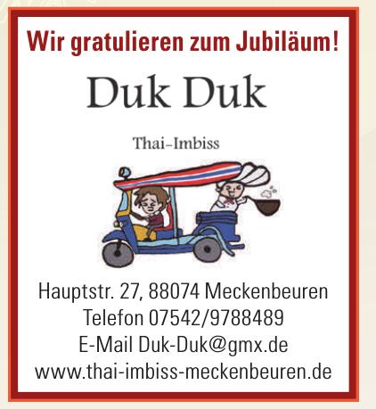 Duk Duk Thai Imbiss