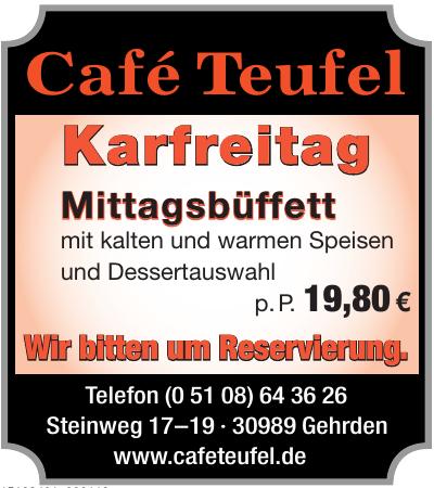 Café Teufel