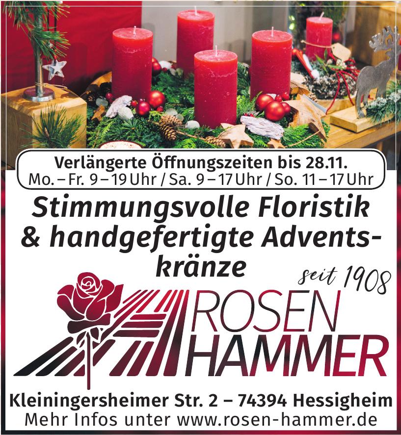 Rosen Hammer