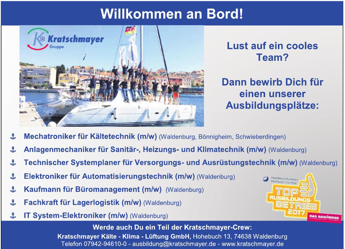 Kratschmayer Kälte-Klima-Lüftung GmbH
