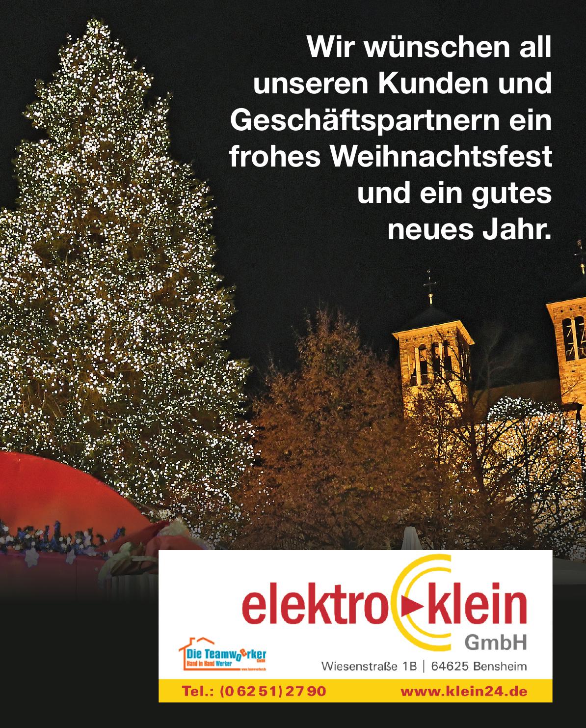 Elektro Klein GmbH
