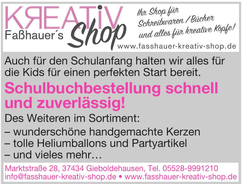 Fasshauer´s Kreativ Shop