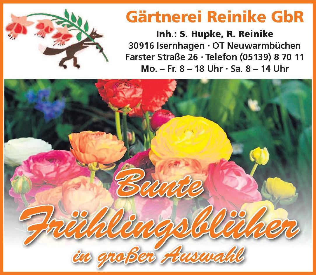 Gärtnerei Reinike GbR
