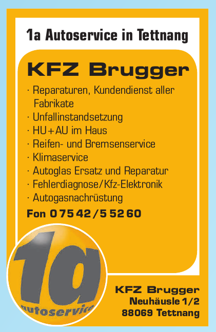 KFZ Brugger