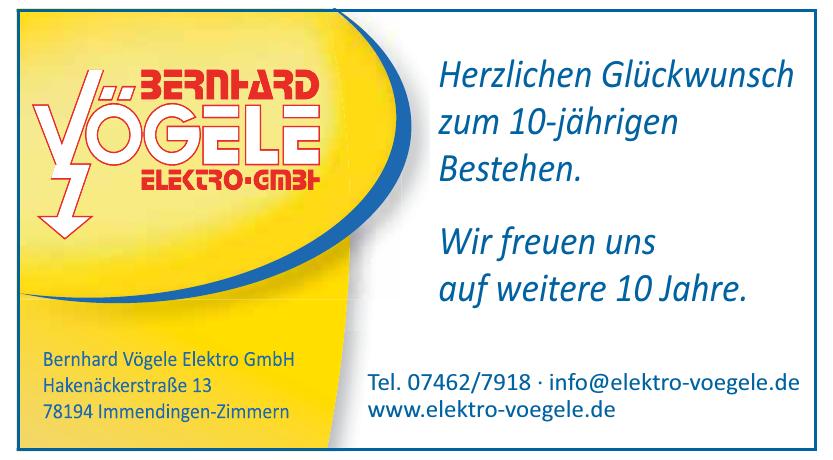 Bernhard Vögele Elektro GmbH