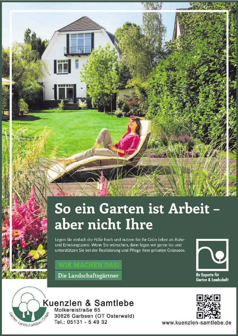 Kuenzlen & Samtlebe Garten- und Landschaftsbau GmbH