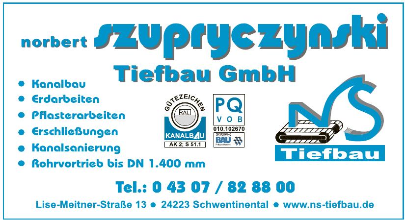 Norbert Szupryczynski Tiefbau GmbH