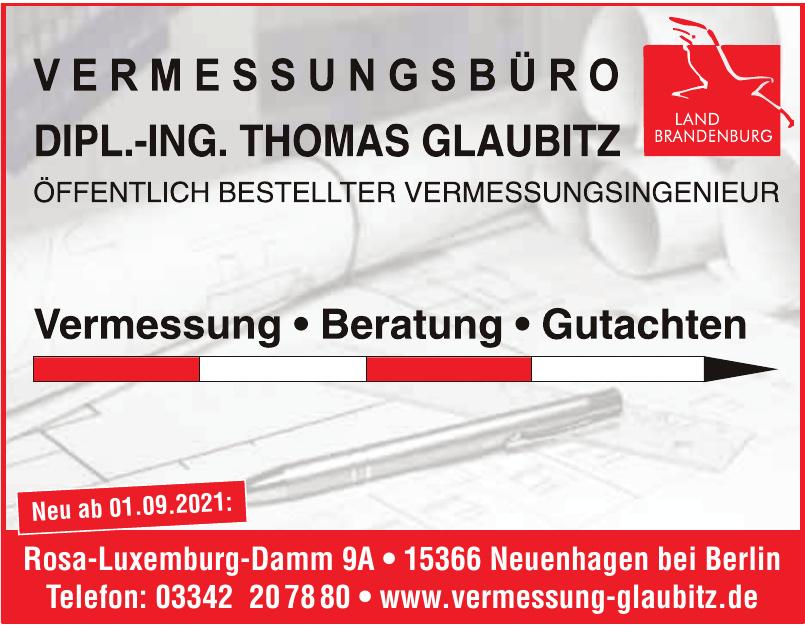 Vermessungsbüro Thomas Glaubitz