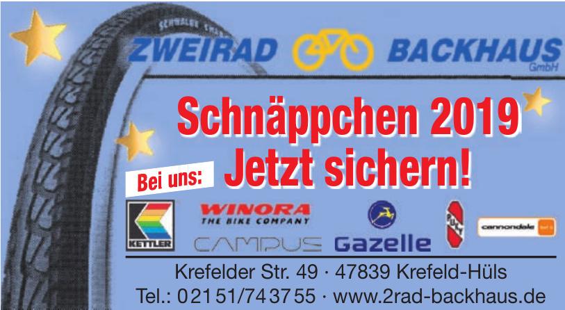 Zweirad Backhaus GmbH