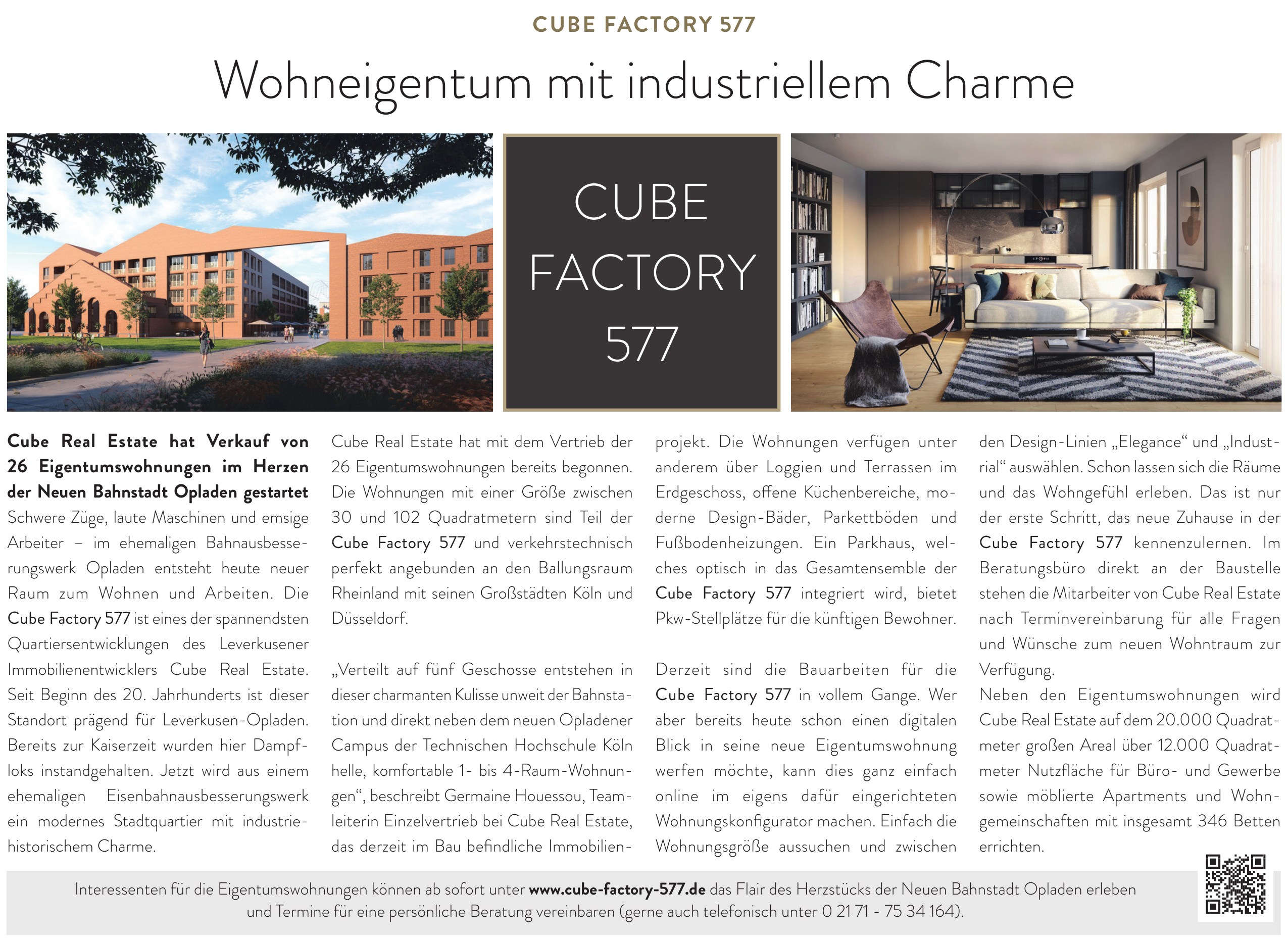 Cube Factory 577