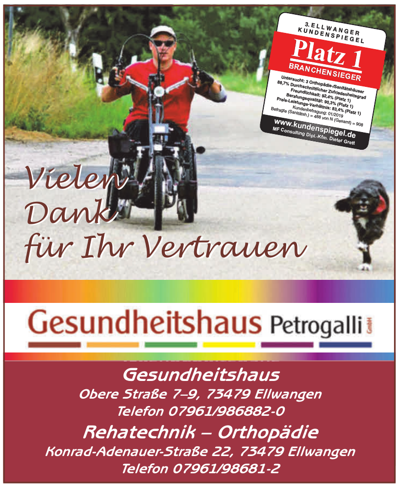 Gesundheitshaus Petrogalli GmbH