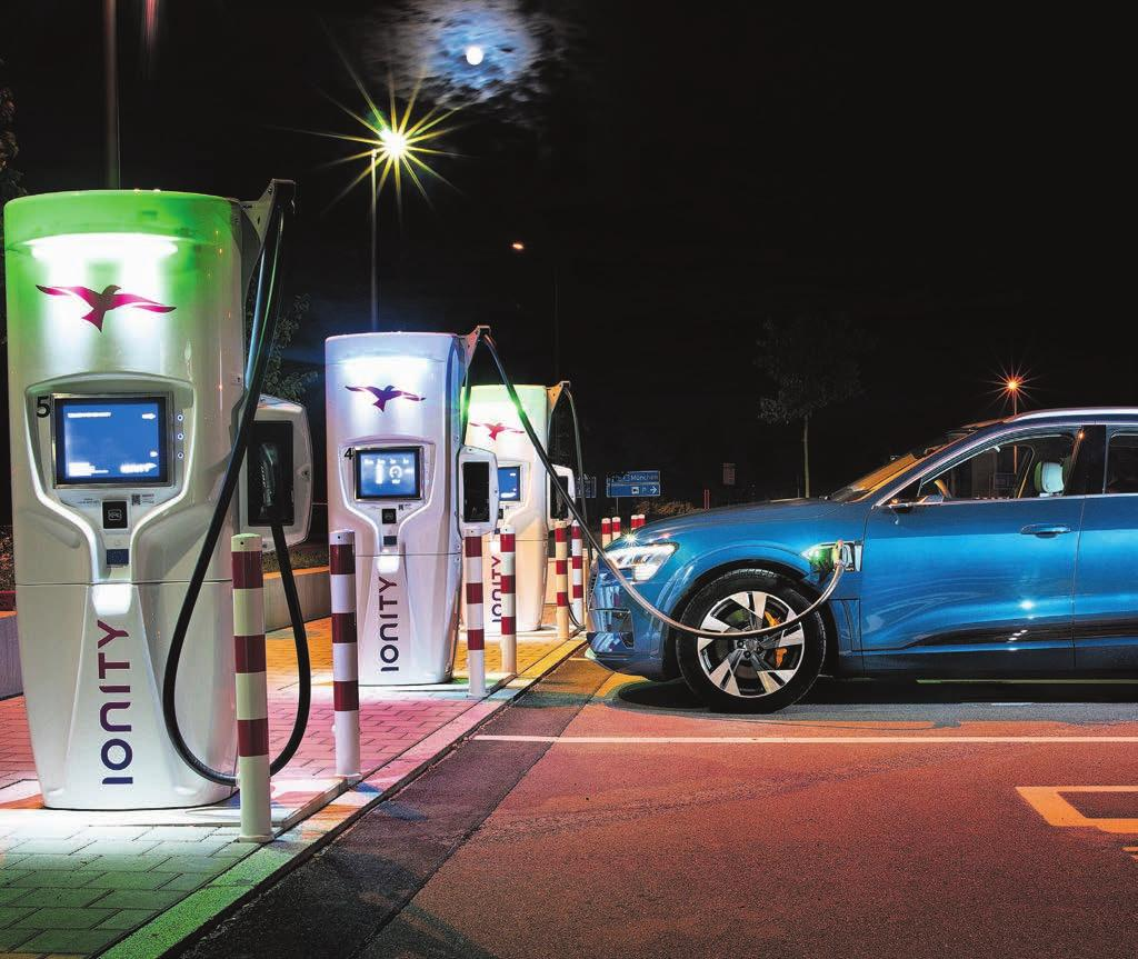Die Stromproduktion ist entscheidend mitverantwortlich dafür, wie sauber ein E-Auto unterwegs ist. Bild: zvg