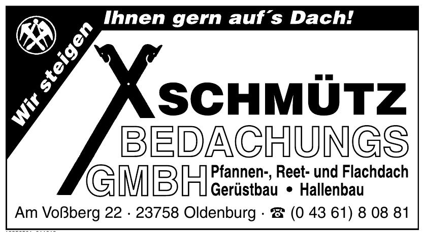 Schmütz Bedachungs GmbH