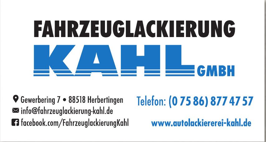 Fahrzeuglackierung Kahl GmbH