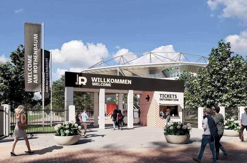 Der Eingangsbereich ab 2020. Rechte: morean GmbH