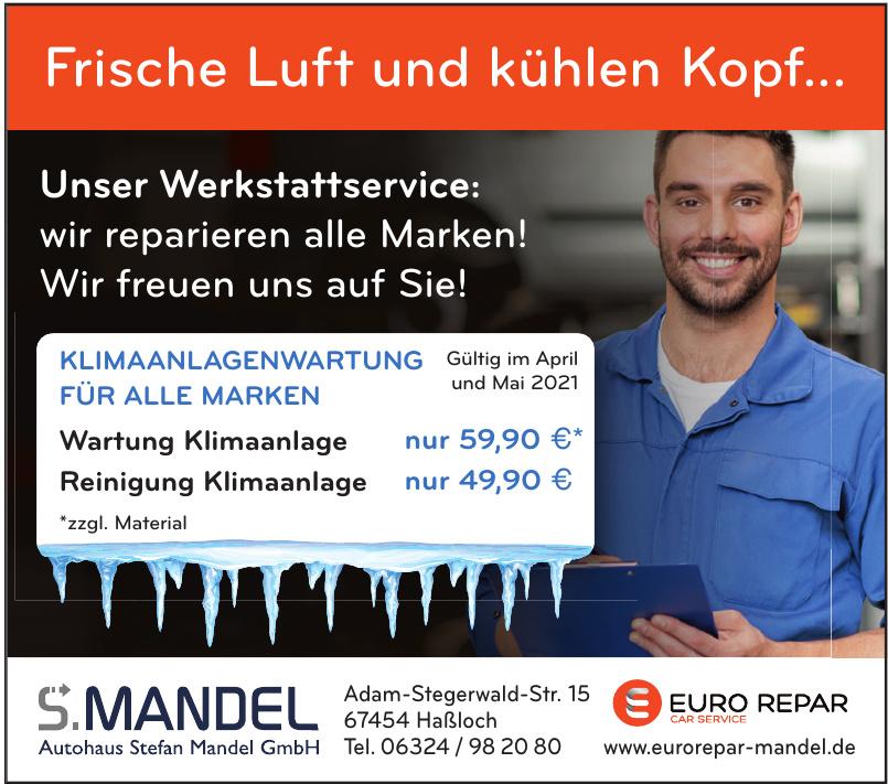 Autohaus Stefan Mandel GmbH