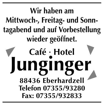 Hotel Junginger