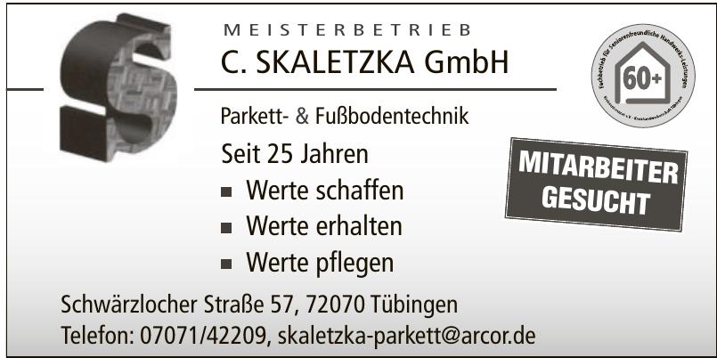 Meisterbetreib C. Skaletzka GmbH
