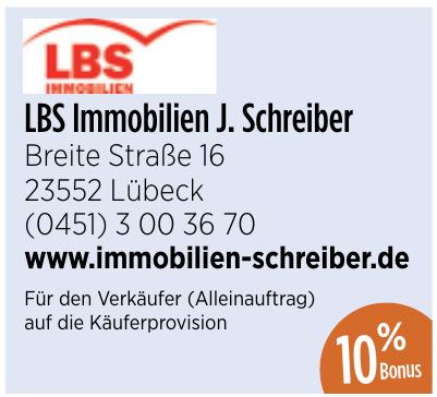 LBS Immobilien J. Schreibe
