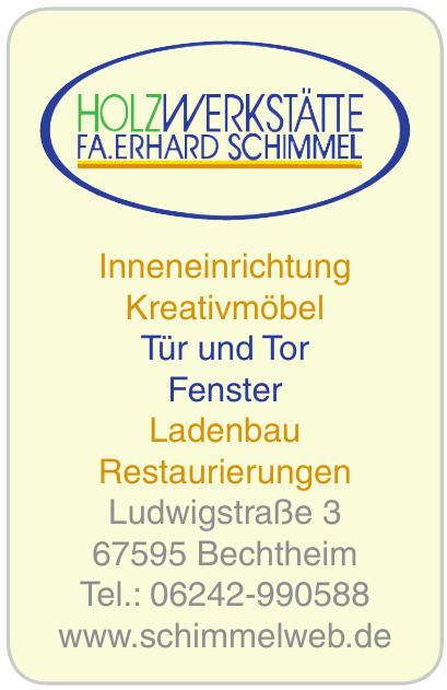 Fa. Erhard Schimmel