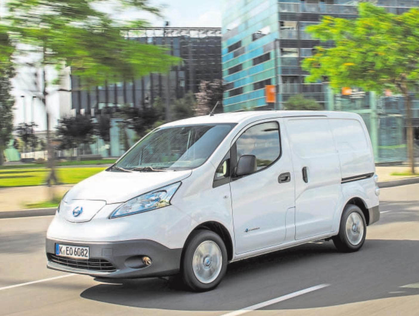 Der Nissan e-NV200 zählt längst zu den etablierten Stromern auf dem deutschen Markt. Foto: © Nissan