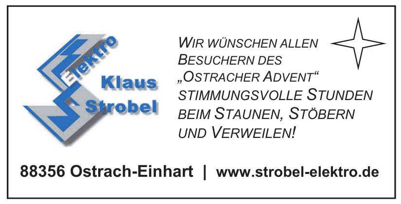 Elektrotechnik Klaus Strobel