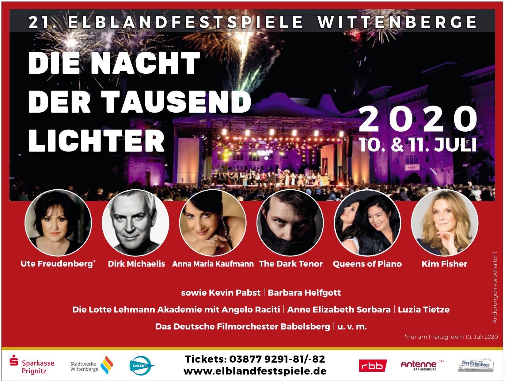 Elblandfestspiele