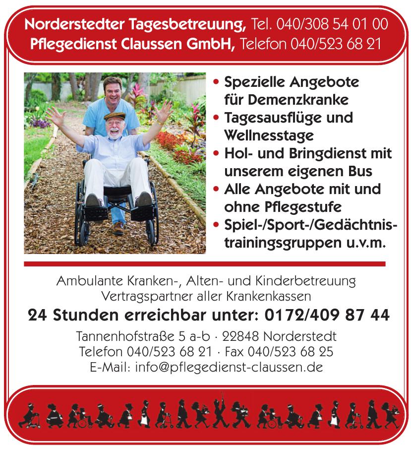 Pflegedienst Claussen GmbH