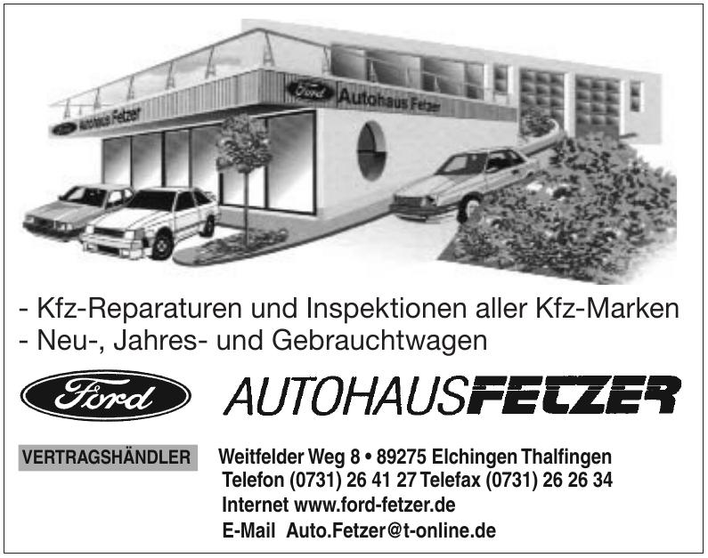 Autohaus Fetzer