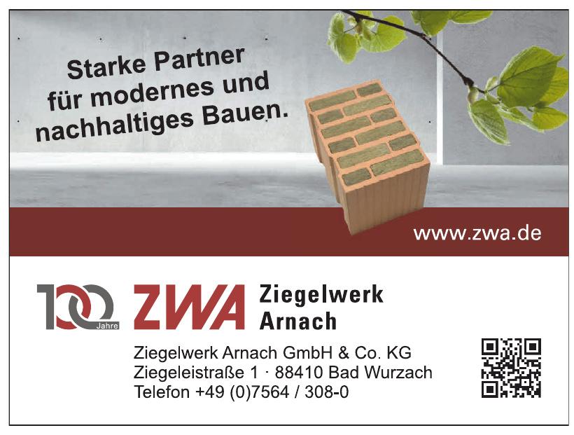Ziegelwerk Arnach GmbH & Co. KG