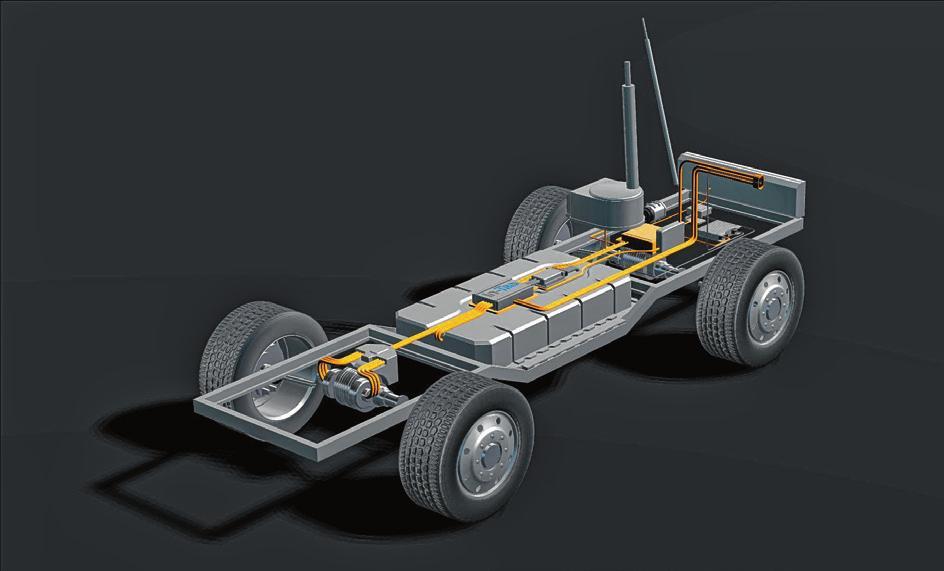 Megatrend E-Antriebe – in-Tec Bensheim liefert wichtige Parts und Dienstleistungen.