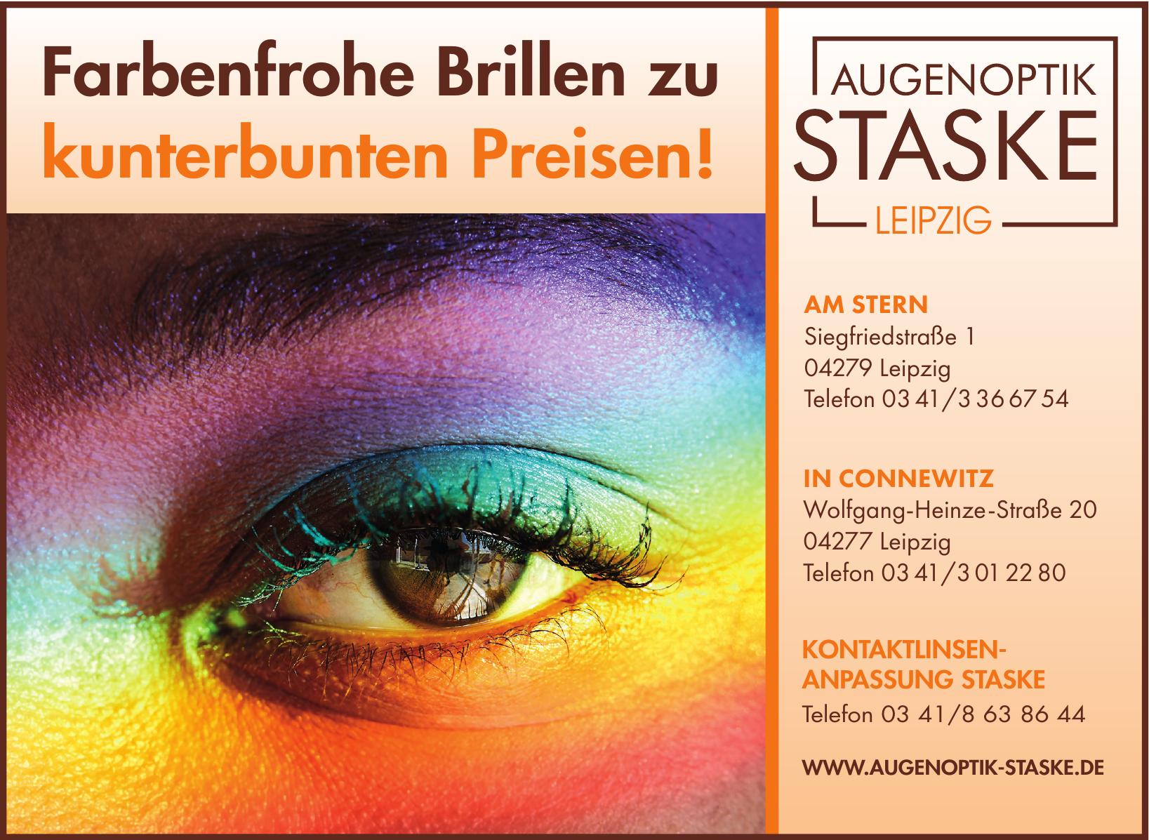Augenoptik Staske Leipzig