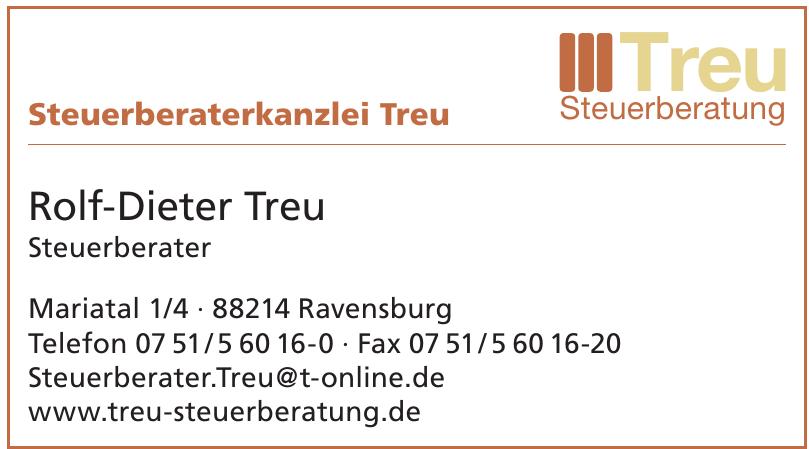 Rolf-Dieter Treu Steuerberater