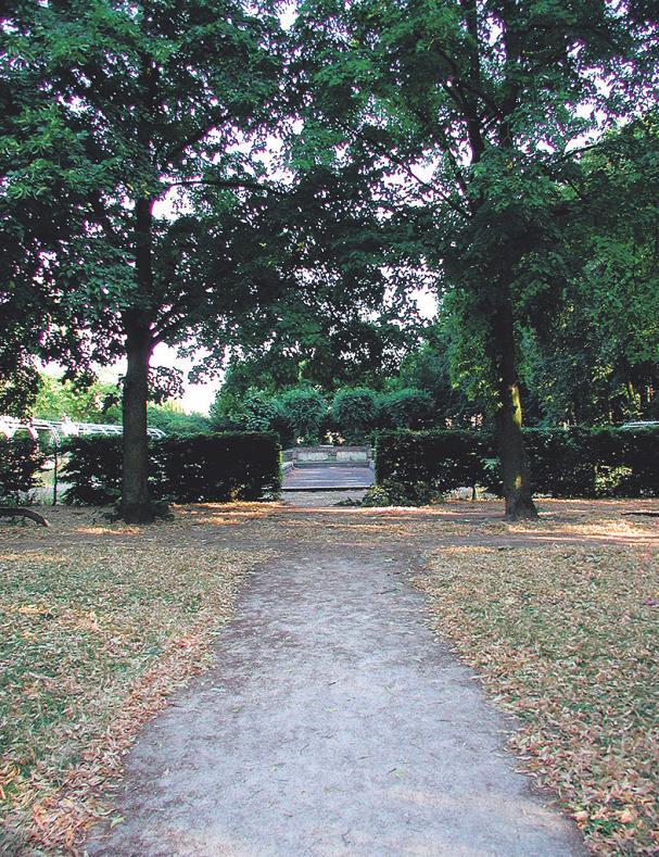 Der Vorgebirgspark gehört zu den Zollstocker Naherholungsgebieten Bild: Willy Horsch/commons.wikimedia.org